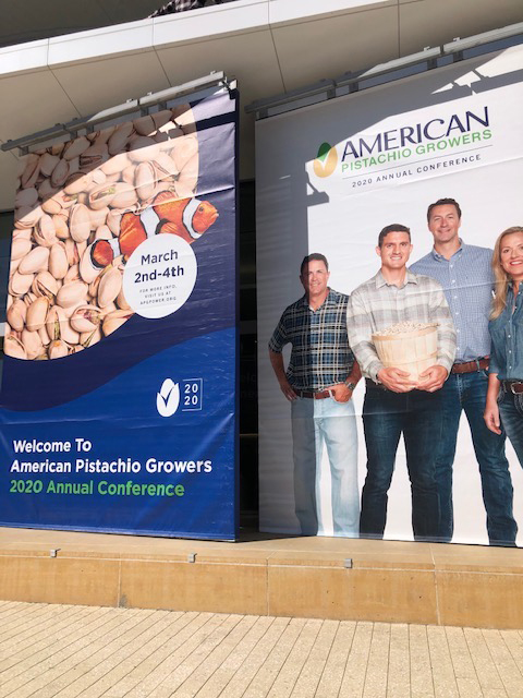 American Pistachio Growers 2020 Conference